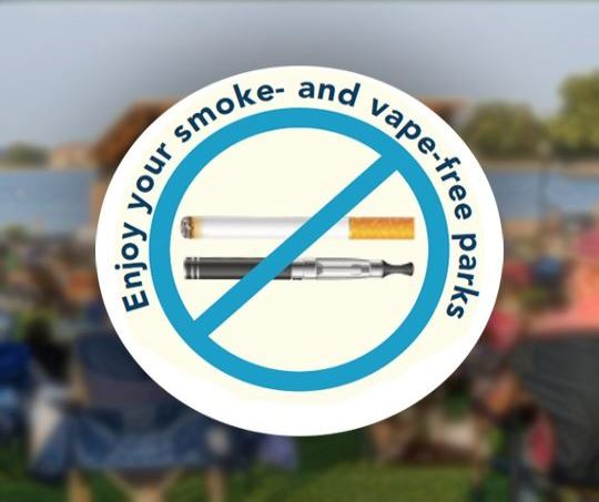 Smoke- and Vape-Free Parks
