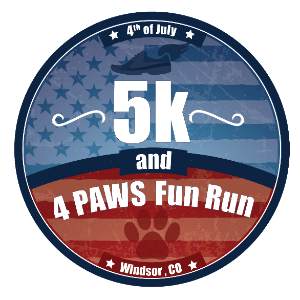 July 4th 5K and Four Paws Fun Run
