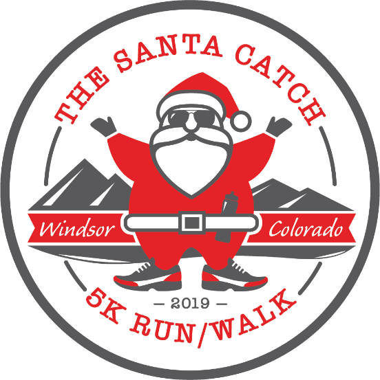 The Santa Catch 5k Run/Walk